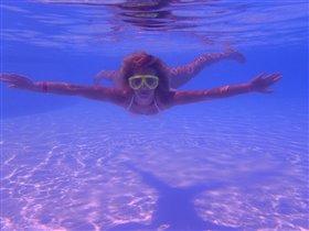 В подводном мире!