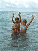 Пусть всегда будет море! и мы на нем :)
