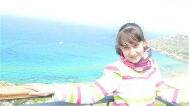 Средиземное море!