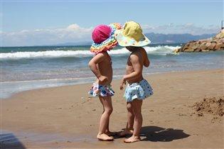 Близнецы в Испании