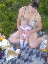 Український малобюджетний відпочинок доці з мамою!
