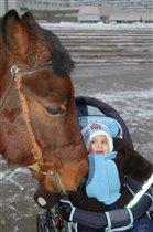Малыш и пони