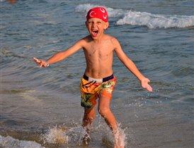 Лето! Море! Счастье!