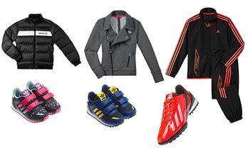 adidas kids представляет новую детскую коллекцию сезона 'Осень/Зима-2013'