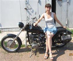 Мотоцикл- моя мечта!!