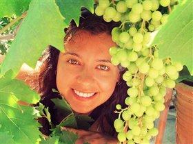 Виноградинка))