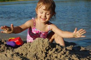 Мой песочный замок