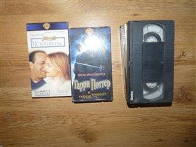 видеокассеты отдам