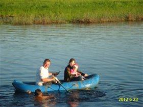 Отправляемся в плавание