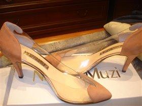 Туфли NM,  38,5 размер