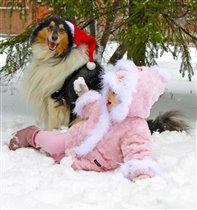 Зимние забавы!