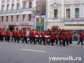 Парад военных оркестров ymorozik.ru