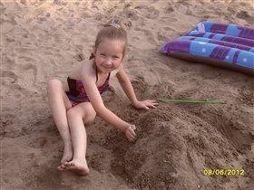 Песочный замок
