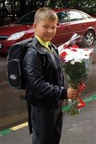 Первый раз в 3 класс))