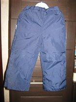 утепленные брюки Фобос