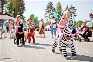 'Kids-friendly Москва' - бесплатная игра-квест для детей в центре ЗИЛ