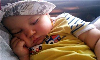 Иногда и путешественники устают...
