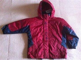 Куртка осенняя, 116см