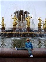 Москва - звенят колокола...
