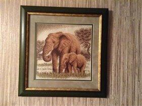 Слоны в интерьере. Слоны