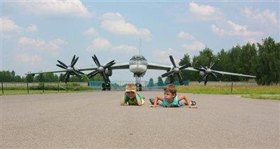Музей авиации. Монино.