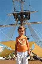 Настоящий пиратский корабль-мечты сбываются!