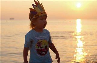Большое путешествие маленького индейца)))