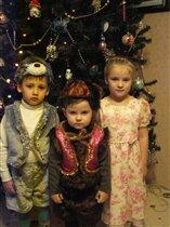 Сестричка и два братца-молодца