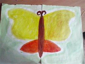 Бабочка Нуриюшки