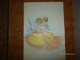 Мышонок Джери