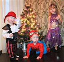 Наш новогодний карнавал