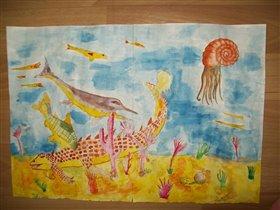 Древние обитатели морей