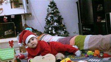 Наш маленький Николашка-новогодний сюрприз