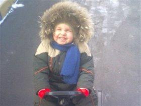Холодно,но весело!!