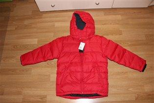 Новая куртка H&M рост 146