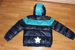 новая датская куртка Моло на рост 134-140