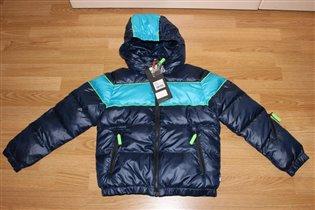 Новая зимняя куртка Моло MOLO 134-140