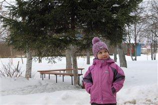 Улыбка зимы...