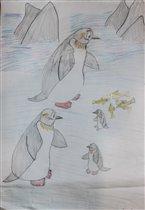 Пингвиненок Лоло и его друзья!
