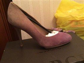 Туфли от мариэлки 38 размер fabiani