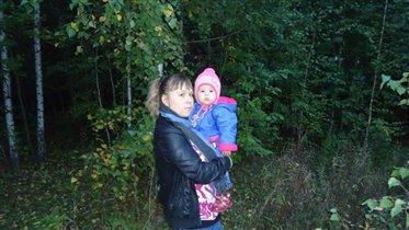 прогулка в лес)