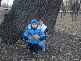 Грибочки собираем))