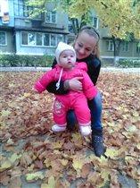 С мамой весело гулять