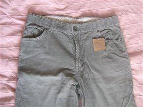 брюки утепленные - фото 1