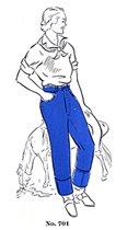 Levi's® отмечает 80-летие со дня создания первых женских джинсов