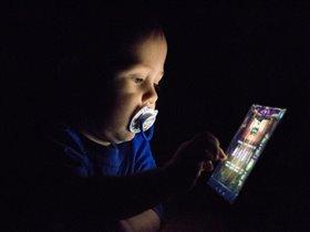 Ночной планшетный игрун