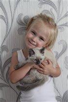 Кошка Луня