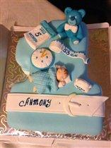 Торт на 1 год!