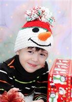 Платошка В ожидании нового года и Деда Мороза