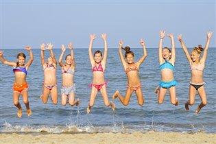 Лето, море и друзья!!!